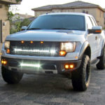 FOG LIGHT BRACKETS - FORD RAPTOR