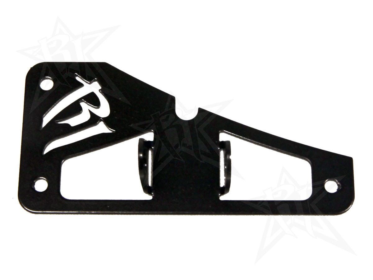 JEEP JK TAIL LIGHT SR-M MOUNTING BRACKET - DRIVER