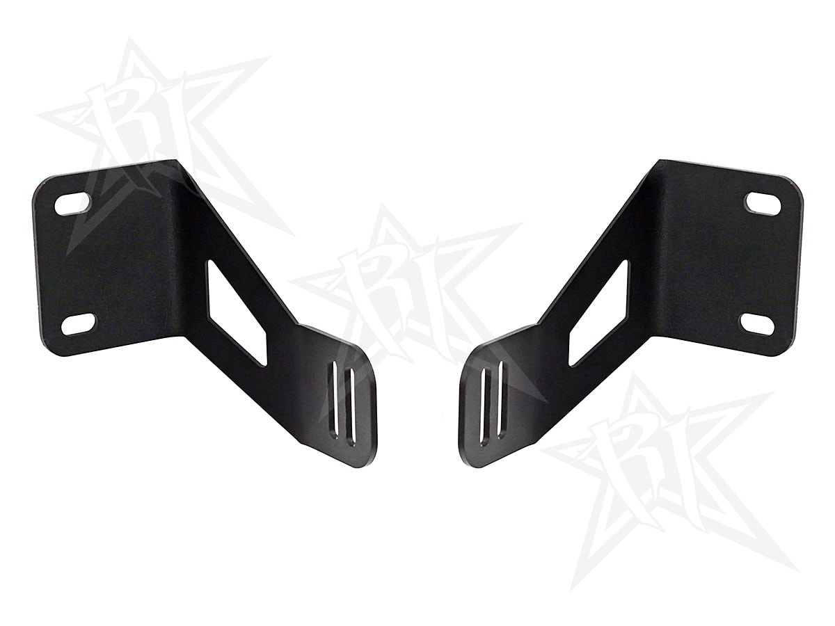 E/SR SERIES BUMPER MOUNT KIT CHEV 2500/3500