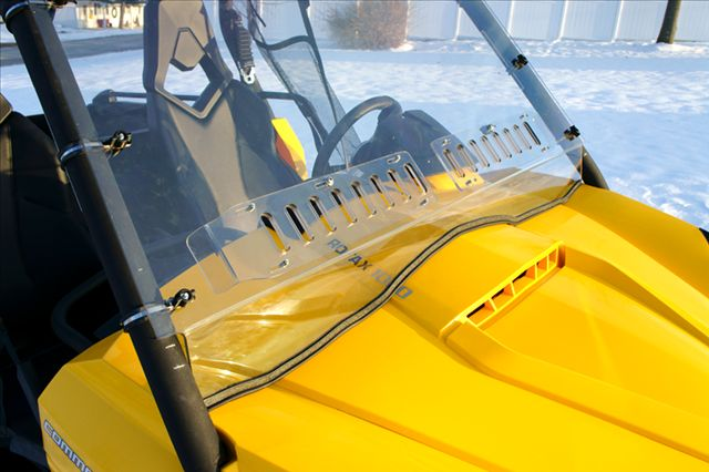AERO-VENT WINDSHIELD CAN-AM COMMANDER