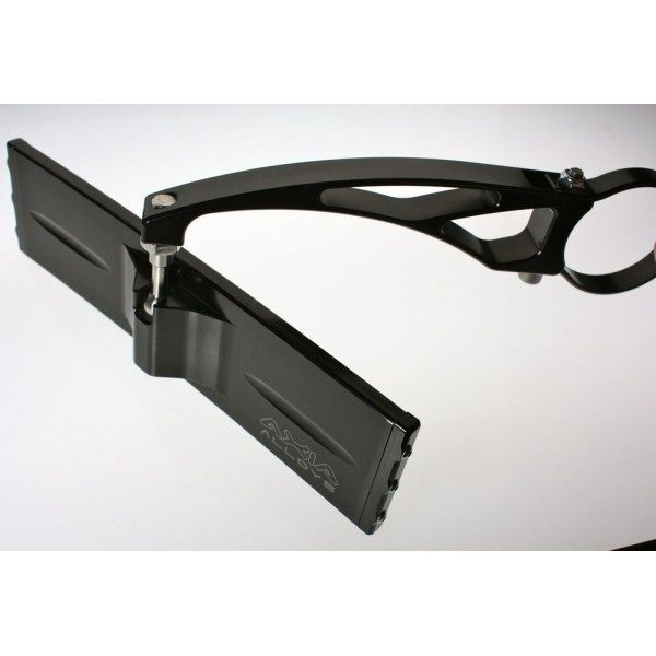 """9"""" WIDE PANORAMIC REARVIEW MIRROR"""