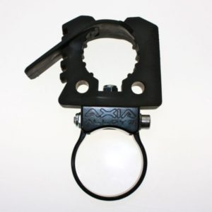 """ALL PURPOSE MOUNT 1"""" - 2 1/2"""" - RUBBER ONLY"""