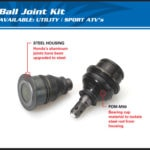BALL JOINT KIT POLARIS