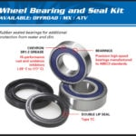 WHEEL BEARING KIT YAMAHA