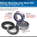 WHEEL BEARING & SEAL KIT POLARIS