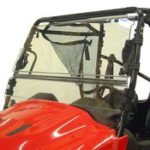 HONDA BIG RED FULL TILT WINDSHIELD