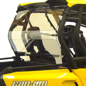 CAN-AM COMMANDER / MAVERICK REAR WINDSHIELD