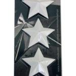MSA CAP STAR-WHITE