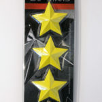 MSA CAP STAR-YELLOW
