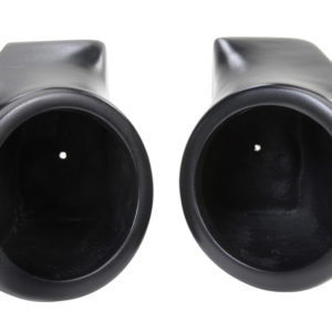 CAN-AM COMMANDER FRONT SPEAKER PODS - UNLOADED - SET