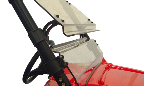 RZR FULL TILT WINDSHIELD