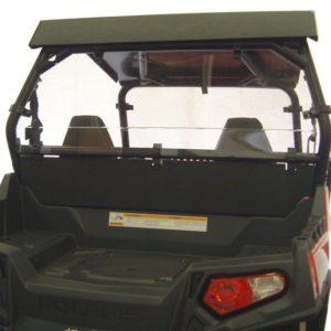 RZR XP900 REAR SHIELD/ BACK PANEL COMBO