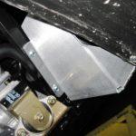 RZR 570/800 GAS TANK GUARD