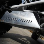 RZR 900 FRONT CV GUARDS