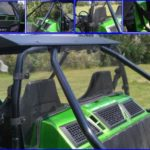 WILDCAT CAB BACK / DUST STOPPER