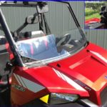 RANGER 900 HALF WINDSHIELD