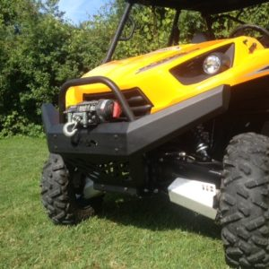 TERYX AND TERYX 4 FRONT BUMPER W/ WINCH MOUNT