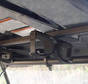"QUICK DRAW OVERHEAD GUN RACK- 35""- 42"""