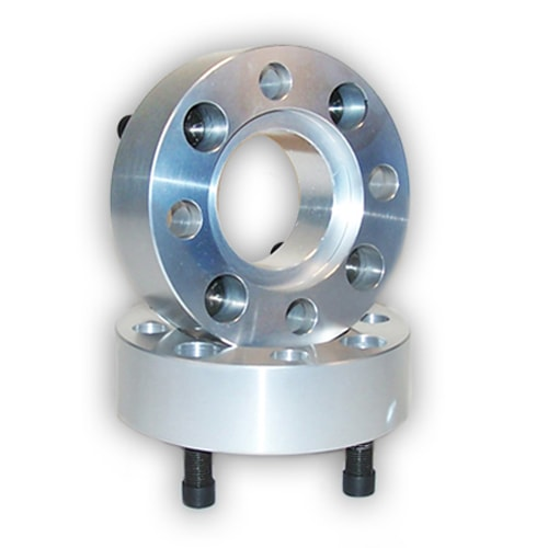 "WHEEL SPACER 4/156 1"" (PAIR) POLARIS"