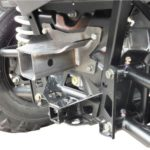Hitch Shown without Powder Coating