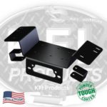 HONDA PIONEER WINCH MOUNT-FITS STD AND WIDE