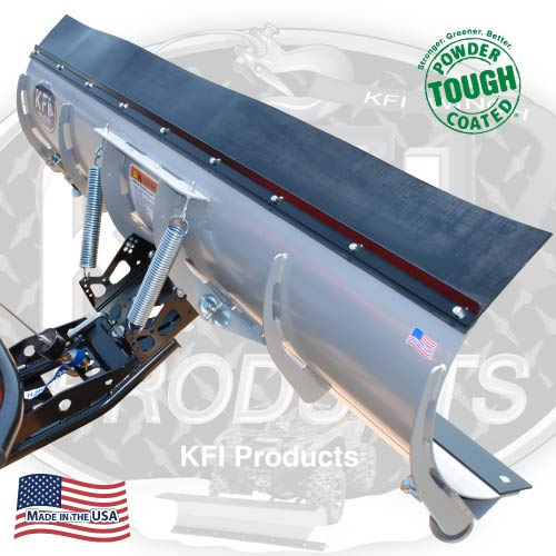 "PRO SERIES PLOW BLADE 72"" SILVER"