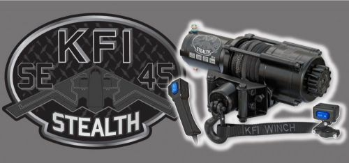 KFI STEALTH SYNTHETIC WINCH - 3500LBS-3994
