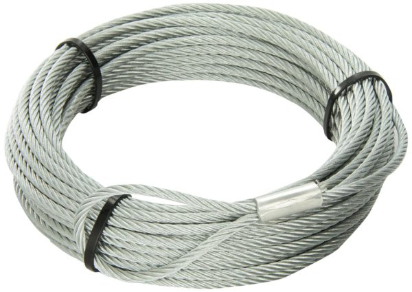 """15/64"""" WINCH CABLE - 38'"""