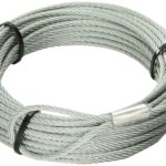 "KFI 45' WINCH REPLACEMENT CABLE 3/16"""" - 2500-3500 LBS-0"