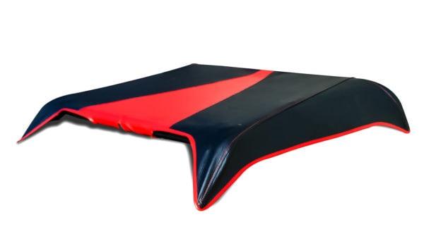 RZR 1K SPORT SOFT TOP BLACK/RED