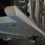 Ranger Floorboard and Rock Slider