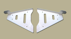 Wildcat Front A-Arm Guards