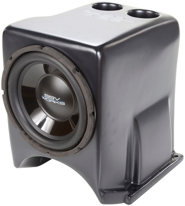 "YAMAHA RHINO AMPLIFIED 10"" SUBWOOFER"