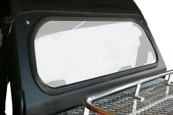 RZR 900 XP SOLID GLASS REAR WINDOW
