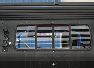 RZR 900 XP SLIDING GLASS REAR WINDOW