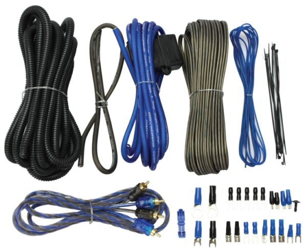 POLAIRS RZR 8 GAUGE WIRING KIT