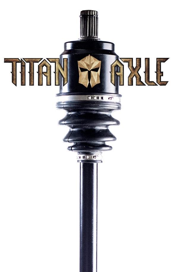 RZR 900XP Titan Front Axle
