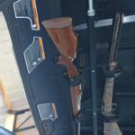 "QUICK-DRAW OVERHEAD GUN RACK FOR 47-54"""" ROOF POLARIS RANGER-14802"