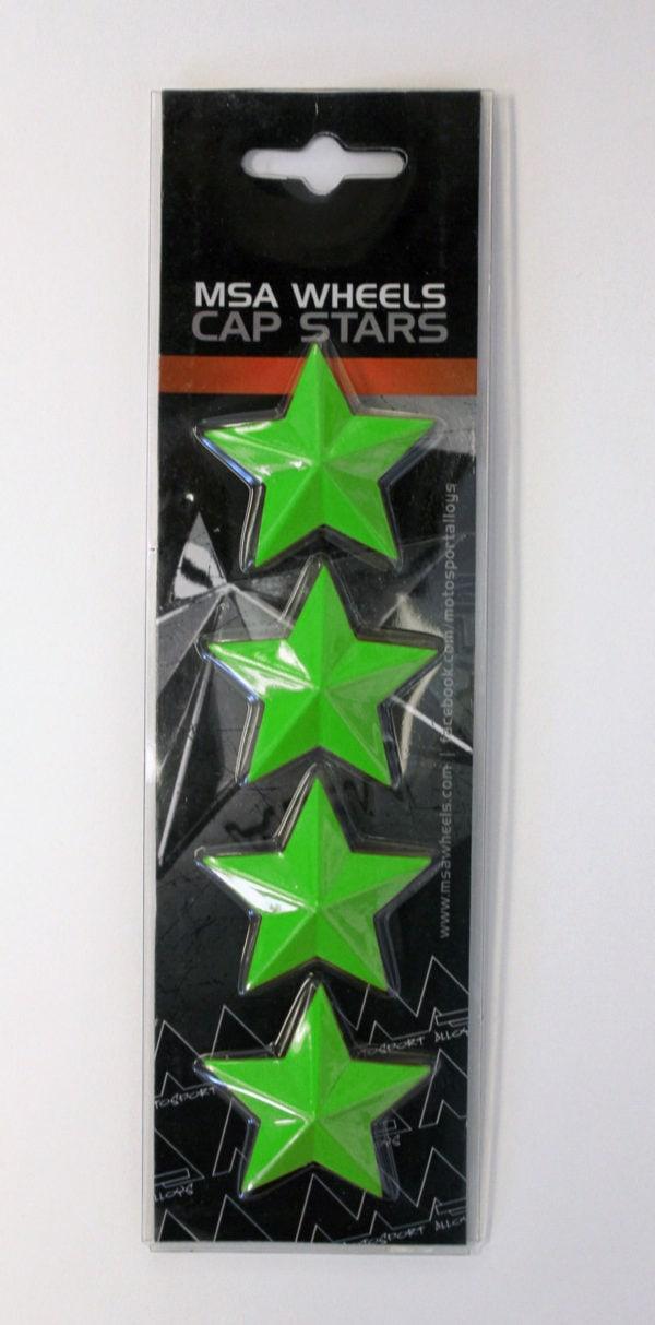 MSA CAP STAR - YELLOW-10524