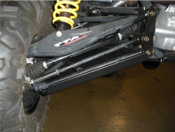 MAVERICK A-ARM CV FRONT & REAR BOOT GUARDS UHMW