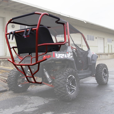 RZR 800 CAGE EXTENSION