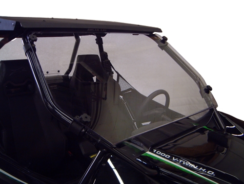 WILDCAT FULL WINDSHIELD