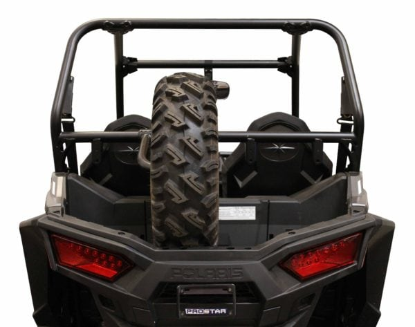 POLARIS RZR 900 SPARE TIRE CARRIER