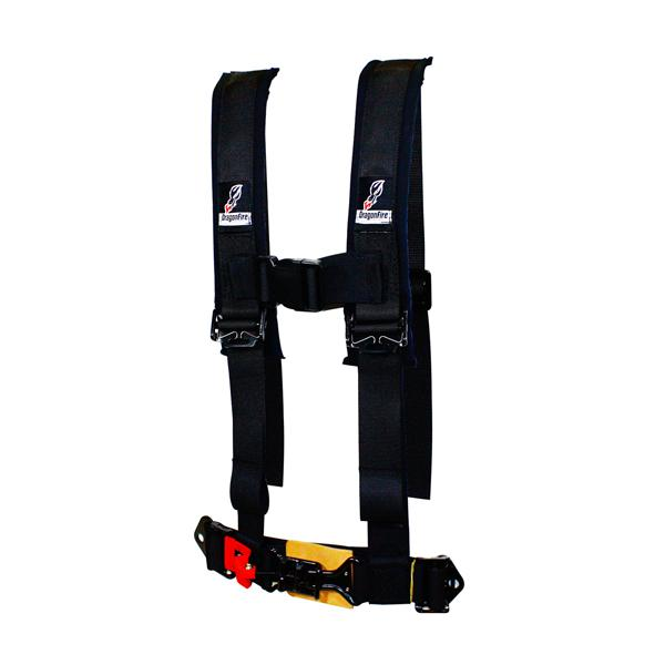 "4-POINT H-STYLE 2"" YOUTH HARNESS"