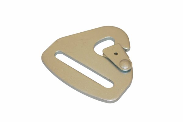 """2"""" HARNESS RESTRAINT SNAP HOOK STYLE MOUNTING TAB"""