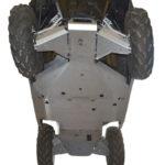 10-Piece Complete Aluminum Skid Plate Set, Polaris RZR 900