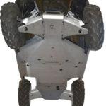 10-Piece Complete Aluminum Skid Plate Set, Polaris RZR-S 900