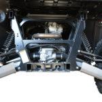 4-Piece A-Arm CV Boot Guard Set, Yamaha Viking