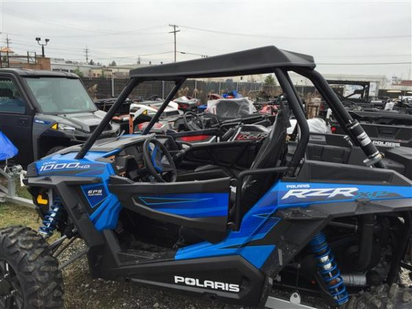 "EMP ""COOTER BROWN"" POLY TOP FOR RZR XP1K/900 2015"