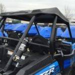 """EMP """"COOTER BROWN"""" POLY TOP FOR RZR XP1K/900 2015"""